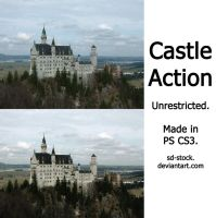 Castle Action by sd-stock