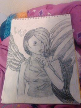 Nudge from Maximum Ride by brookew4553