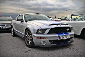 Ford Mustang Shelby by ShadowPhotography