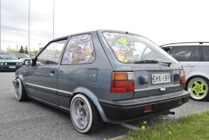 Nissan Micra by HeisQ