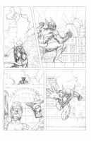 Wolverine page 1 by florencuevas