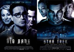 "TBBT - Star Trek ""Replica"" by Alecx8"
