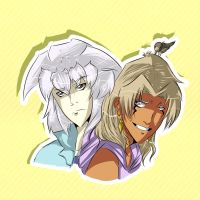 Me and Bakura will have our revenge by Rai-A-Day