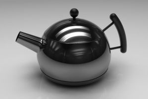 Teapot by zbyg