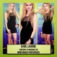 Photopack 525: Avril Lavigne by PerfectPhotopacksHQ