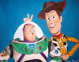 Toy Story by Murderdoll-197666