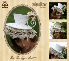 The Tea Cup Hat by evelynellenor
