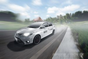 Toyota All New Vios by perigunawan