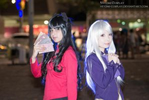 Fate/Kaleid x Fate/Stay by Hitomi-Cosplay