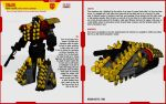 DYNOBOT SNARL by F-for-feasant-design