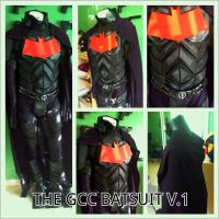 The GCC Batsuit V.1 by Cadmus130