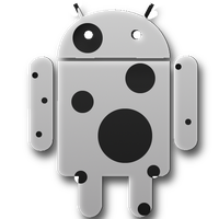 Pandadroid Dock Icon by jawzf