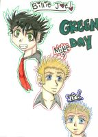 :gReeN DaY: by star-nek0
