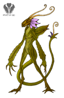 Dryad  by Heart0fInk