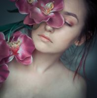 Flowers for a Ghost by FogLondon