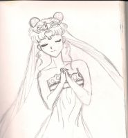 Princess Serenity by Misa--Chan