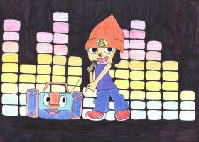 Parappa the Rapper by bb14