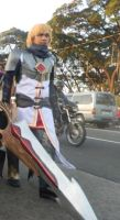 Geraint of Dragon Nest Online SEA cosplay by lacrowa