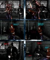 Penumbra/Dead Space/Prototype - Living ain't Free by DeathsFugitive