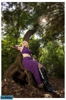 Blossom Queen . Ino The Last cosplay by Rael-chan89