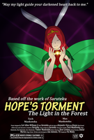 Hope's Torment The Movie Poster by Saruteku