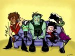 The Monster Club by LillyCrystal