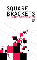 Square Brackets Poster by Incitic