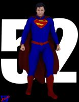 Superman 52 by ImfamousE