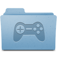 Games Folder - Apple Theme by walexm311