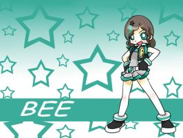 bee ppgz by asamiXD