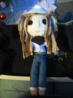 Coraline style Heather doll by bubble-blower1991