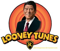 Looney Tunes Reagan Copy by jbeverlygreene