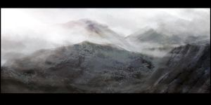Mountain by WesleyChen