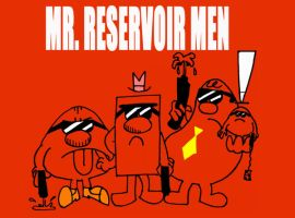 Mr. Reservior Men by mightyfilm