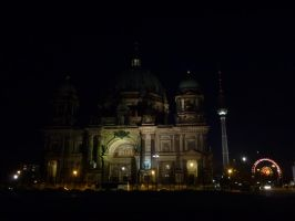 Berlin Cathedral by Aewendil
