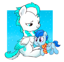 Winter by LittyKittyStar