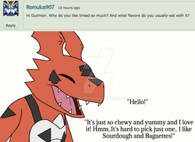 Ask #2 by TheArtsyDigimon
