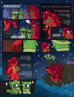 Sweet Lullaby Cap. 3 Pag - 14 by Shivita