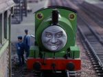 Ainsley the Tank Engine by artee11