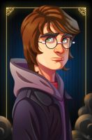 Harry Potter: Year Four by ubegovic