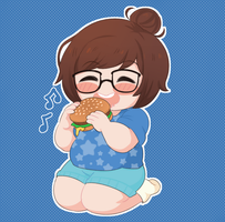 Burger Burger by ChuraGhost