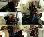YEAH We are the B.A.P - Zelo Warrior Cosplay by fadingforest