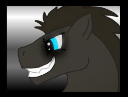 Discord whooves face shot by Ember-Flame007