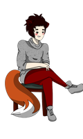 Ask Josh the Fox by Ask-Charlie-Fairy