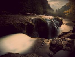 The Long River by SottoPK