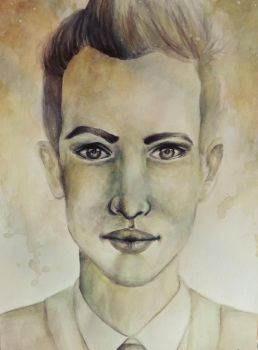Brendon Urie by darkdaydreamers