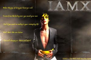 :IAMX: by SugarSpiders