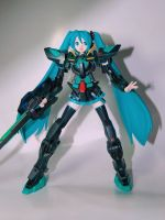 Mikumiku Exia COMPLETED by JaWzY83