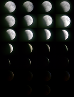 Total Lunar Eclipse 2010 by Lyf-Cam