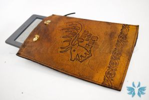 House Baratheon Kindle Case by taeliac